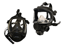 SCBA Face Masks
