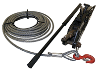Tirfor Pipe Pullers