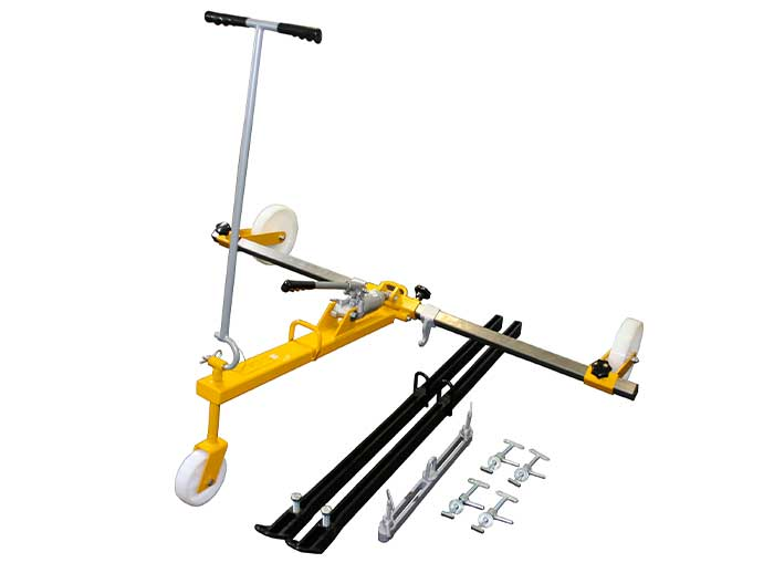 Proteus Handylift Texas Hydraulic Cover Lifter Hire Set